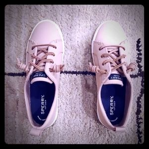 Rose Gold Sperry Top-Sider Size 7.5